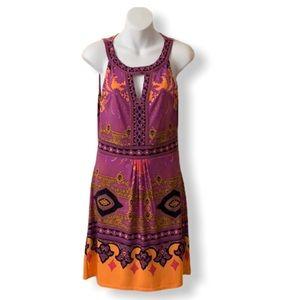 Hale Bob Sleeveless Dress